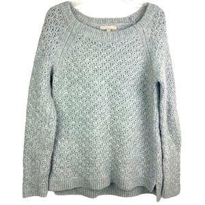 Banana Republic Sweater Italian Yarn Wool Alpaca M